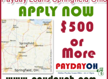 Payday Loans Springfield Ohio Apply Now Instant Approval No Credit Check