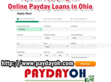 Tips for Applying for Online Payday Loans in Ohio