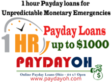 1 hour Payday loans for Unpredicted Monetary Emergencies