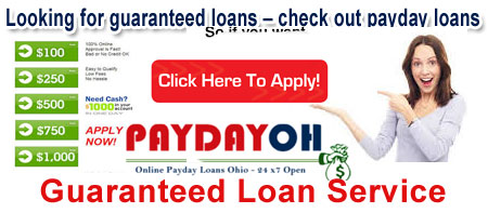 guaranteed loan service