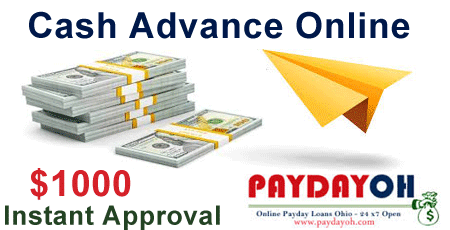 Online Cash Advance Ohio