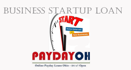 Business Startup Loan
