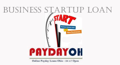 Business Startup Loan