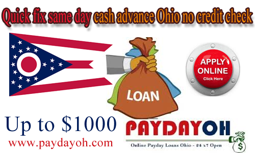 payday-loans-ohio-no-credit-check