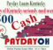 Payday Loans Kentucky