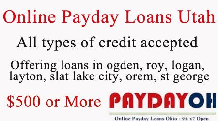 online payday loans Utah