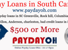 online payday loans in south carolina