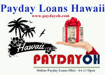 payday loans Hawaii online no credit check