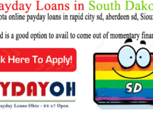 payday loans in south dakota