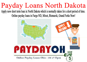 payday loans north dakota