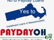 Massachusetts Payday Installment Loans