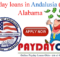Payday loans in Andalusia AL