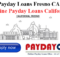 payday loans fresno ca