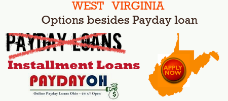 payday loans in West Virginia WV Installment Loans