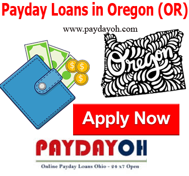 payday loans in oregon or online