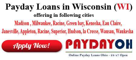 payday loans in wisconsin wi