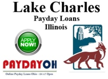 payday loans lake charles illinois