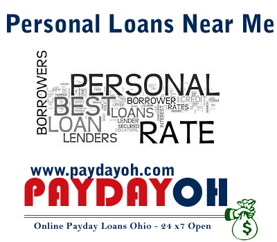 Personal Loans Near Me
